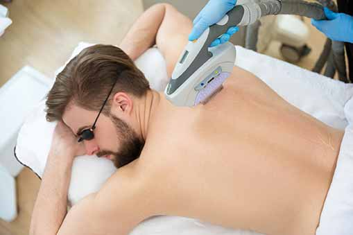 Dr. Roger Koreen's laser hair removal center in Huntington, NY, – Dermatology & Cosmetic Laser Center.