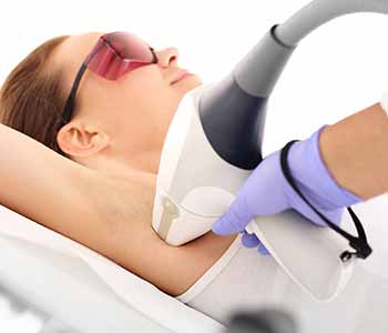 Dr. Roger Koreen at Dermatology & Cosmetic Laser Center provides treatment at his laser hair removal center in Huntington NY.