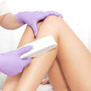 Your medical esthetician in Huntington, NY can help you say goodbye to unwanted hair for good