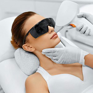 About laser hair removal treatment in Huntington