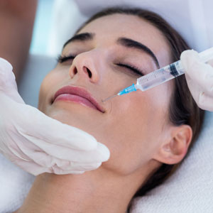 Huntington, NY dermatologist utilizes Botox injections for crow's feet