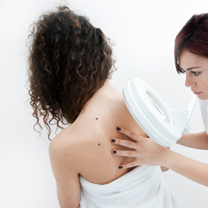 Scarring a consideration in the mole removal procedure in Huntington, NY
